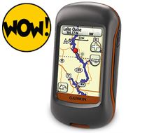 Dakota® 20 Touchscreen Navigation System (with BirdsEye Select Great Britain Mapping)