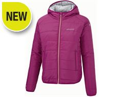 Compresslite Girl's Insulated Jacket