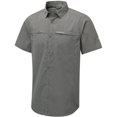 Kiwi Trek Men's Short-Sleeved Shirt