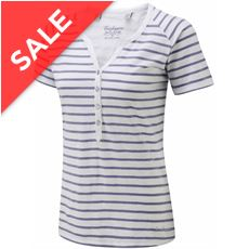 Oteka Stripe Women's Tee
