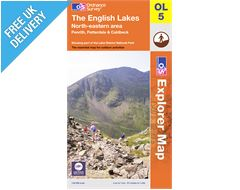 Explorer Map OL5 The Lake District (North-Eastern Area)