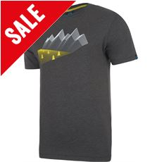 Strobe Mountain Men's T