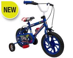 "Space Explorer Boy's 12"" Bike"