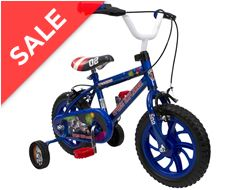 "Space Explorer Kids' 12"" Bike"