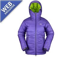 Neutrino Plus Women's Down Jacket