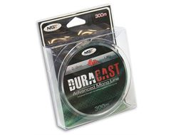 4lb Brown 'Duracast' Fishing Line (300m Spool)