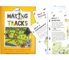 'Making Tracks in The Peak District'