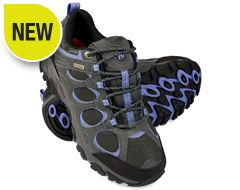 Hilltop Bolt WP Women's Walking Shoe