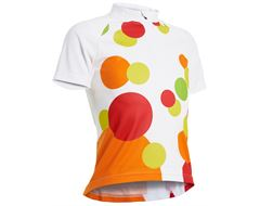 Spot Girls' Cycling Jersey
