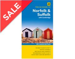 The AA Guide to Norfolk & Suffolk: with Cambridge