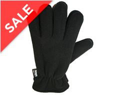 Men's Polar Fleece Thinsulate Gloves
