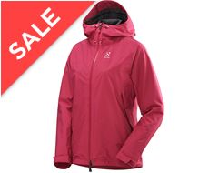 Lepus Women's Waterproof Jacket