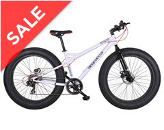 Fatman Fat Bike (White)