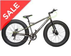 Fatman Fat Bike (Grey)
