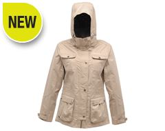 High Spirits Women's Waterproof Jacket