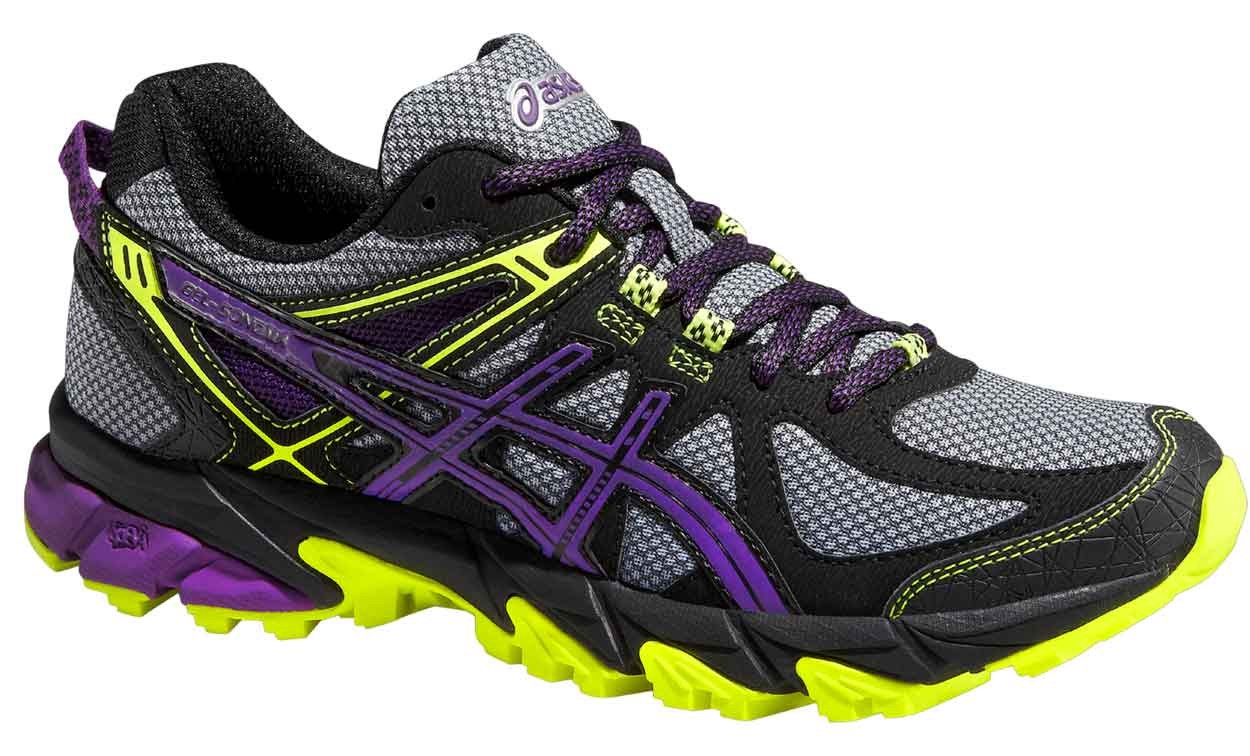 asics trail runners womens