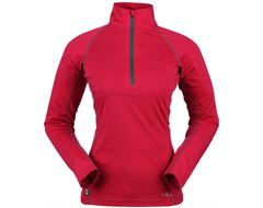 Meco 165 Long Sleeve Zip Tee Women's Baselayer