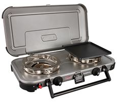 FyreChampion Double Burner Stove