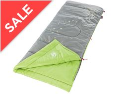 Glow-In-The-Dark Kids' Sleeping Bag