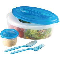 Food Container With Coolpack