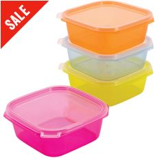 Food Storage Containers (4 pack)