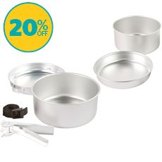 2 Person Cookset