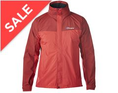 Men's Light Hike Hydroshell Jacket