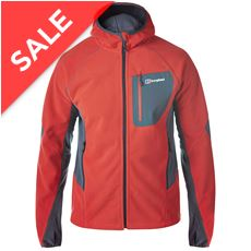 Ben Oss Men's Windproof Hooded Jacket