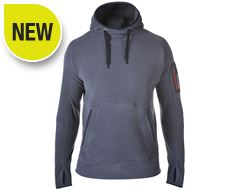 Men's Font Fleece Hoody
