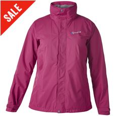 Women's Light Hike Hydroshell Jacket