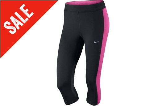 Nike Women's Dri-FIT Essential Running Capris