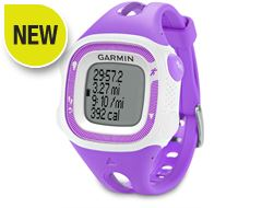 Forerunner 15 GPS Running Watch (Small - Violet/White)