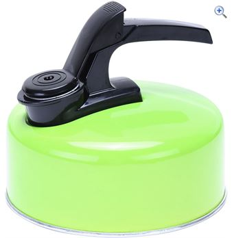 Hi Gear 1L Whistling Kettle  Colour Lime