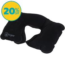 Flock Neck Sleeping Pillow