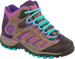 Reflex Mid Waterproof Girls' Boots