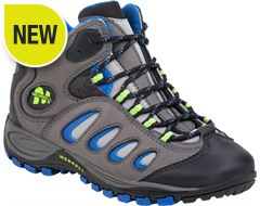 Reflex Mid Waterproof Boys' Boots