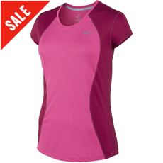 Racer Women's Short Sleeve Tee