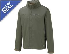 Atom Men's Waterproof Jacket