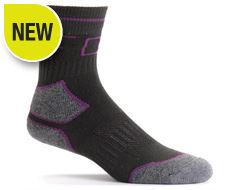 TrailActiv ½ Crew Women's Socks