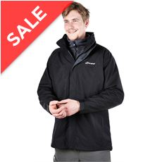 RG1 Long Men's 3-in-1 Jacket