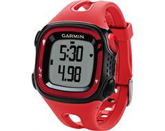 Forerunner 15 GPS Running Watch (Large - Red/Black)