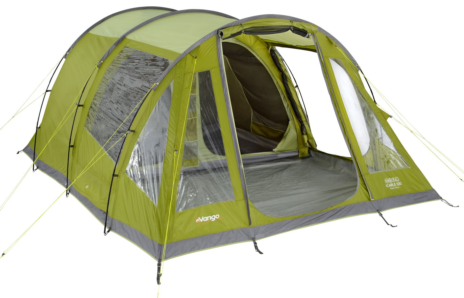 Icarus 500 Deluxe Tent  sc 1 st  GO Outdoors & 5 Man Tents u0026 6 Man Tents | Family Tents | GO Outdoors