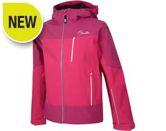 Certitude Kids' Waterproof Jacket