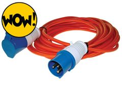 Caravan Site Extension Lead (10m, 230V)