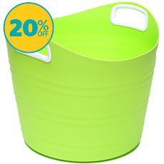 10.5 Litre Flexi Tub