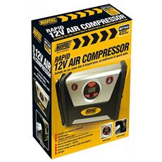 Rapid 12V Air Compressor