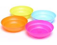 4 Piece Round Bowl Set