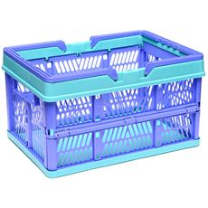 Large Folding Basket with Handle