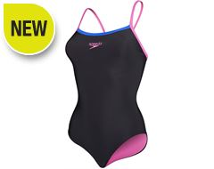Women's Thinstrap Muscleback Swimsuit