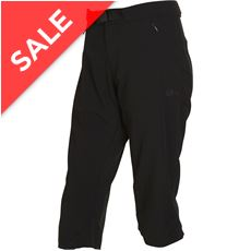 Rapid Women's Softshell Capri Trousers